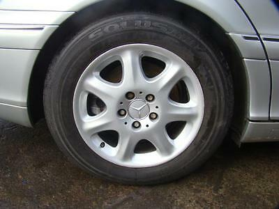 Mercedes S Class Wheel Mags Set Of 4 W220 04/99-07/06