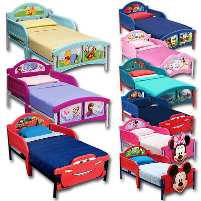 disney kinderbett cars spiderman princess kinderzimmer m dchen jungen bett eur 89 90 picclick de. Black Bedroom Furniture Sets. Home Design Ideas