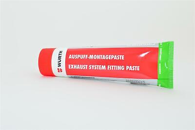 (5,35€/100g) Würth Exhaust System Fitting Paste 140g new