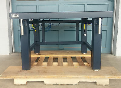 "TMC Vibration Isolation Table 47"" X 35-3/4"" Top"