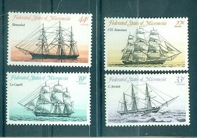 Voiliers - Vessels Micronesia 1985