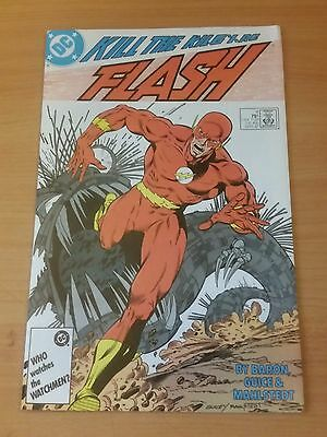 Flash #4 ~ NEAR MINT NM ~ 1987 DC COMICS