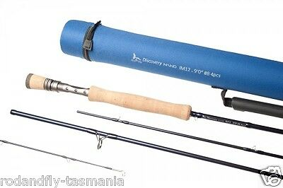 FLY FISHING ROD NANO  #8 or #10 Weight