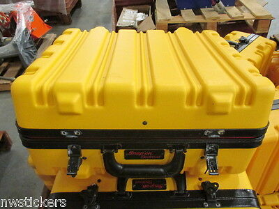 "Snapon Tool Case 18"" x 17"" x 8"""