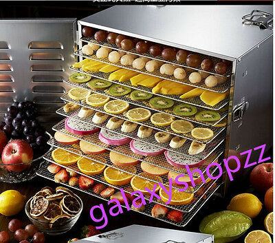 food dehydrator/fruit drying machine/vegetable dryer/fruit dryer with 10 layers