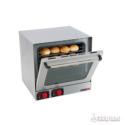 Convection Oven 10 Amp Anvil Axis 595x622x590mm Commercial Cooking Equipment NEW