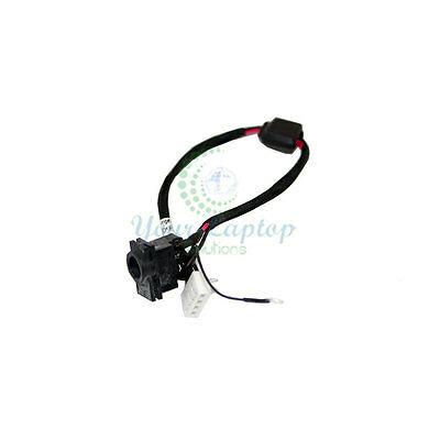 Dc Power Jack Cable For Samsung Np365Ec5 Np365E5C Np355V5C Charge Port Connector