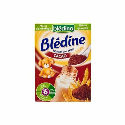 Bledina Bledine Cereals for Baby Cocoa Flavour 6mth+ (500g)