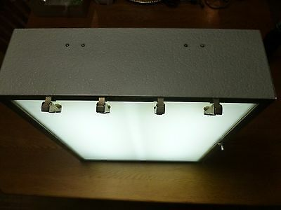 Halsey Model 226-1 Vintage X-Ray Light Board