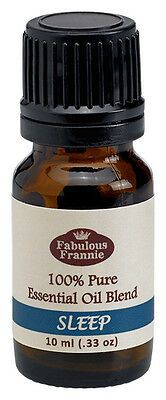 Pure Essential Oil Blends 10ml  BUY 3 GET 1 FREE Fabulous Frannie