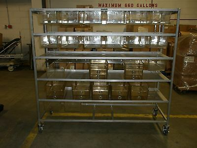 Lab Products Rodent Rack - 30 Cage System