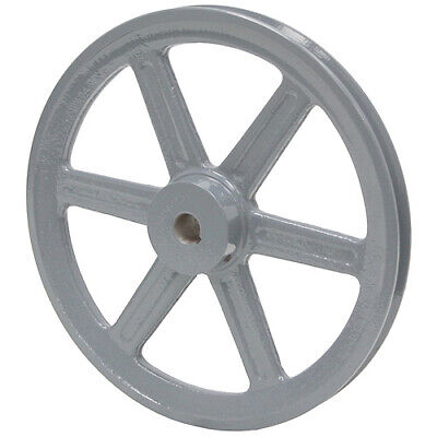 "18.75"" Diameter 1-7/16"" Bore 1 Groove V-Belt Pulley 1-Bk190-J"