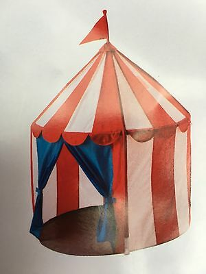 Ikea CIRKUSTALT Childrenu0027s Kidu0027s Childs Circus Play Tent Wendy House ... & IKEA CIRKUSTALT Childrenu0027s Childs Circus Play Tent Playhouse Den ...