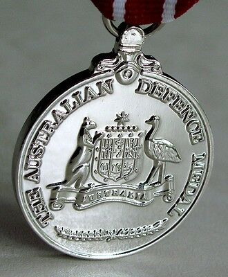 Australia - Australian Defence Medal Military Decoration Full Size Replica
