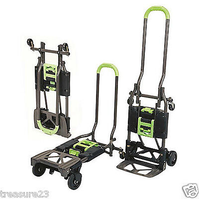 Cosco Home and Office Products Shifter Multi-Position Folding Hand Truck/Cart