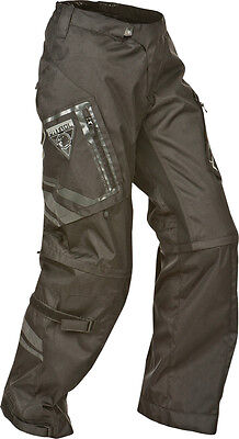 FLY RACING Patrol MX/Motocross/ATV Pants (Black) Choose Size