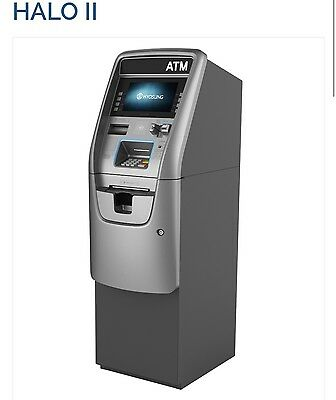 Hyosung Halo II 2  ATM EMV. You Keep 100% of Surcharge. NO PER TRANSACTION FEE