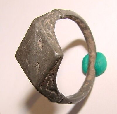 Ancient bronze ring Kievan Rus original