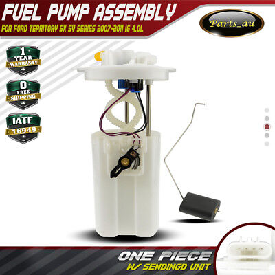 Fuel Pump Module Assembly for Ford Territory SY 07 on 6Cyl 4.0L including Turbo