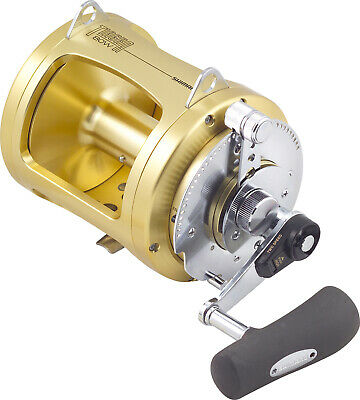 Shimano Tiagra 80WA Overhead Game Fishing Reel BRAND NEW at Otto's Tackle World