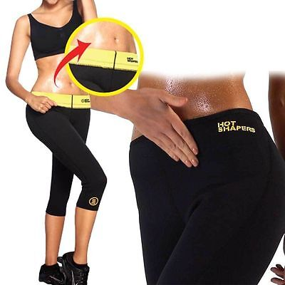 Pantaloncino Hot Shapers Pantaloni Sauna Dimagrante Fitness Varie Misure
