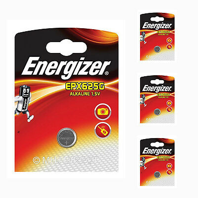 4 x Genuine Energizer LR9 PX625A EPX625G V625U 1.5v Car Remote Batteries