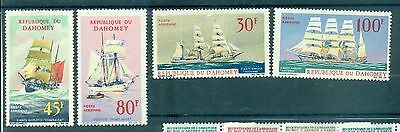 Voiliers - Vessels Dahomey 1967