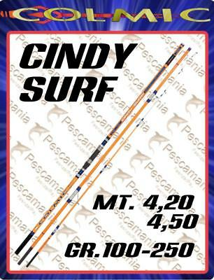 Colmic rod Cindy Surf surf casting 100-250gr. ground pendulum