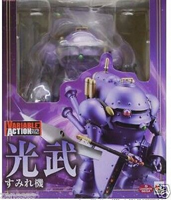 Used Custom Megahouse Variable Action Sakura Wars Kobu Sumire Pre -Painted