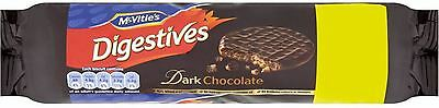 McVitie's Digestives - Dark Chocolate (332g)