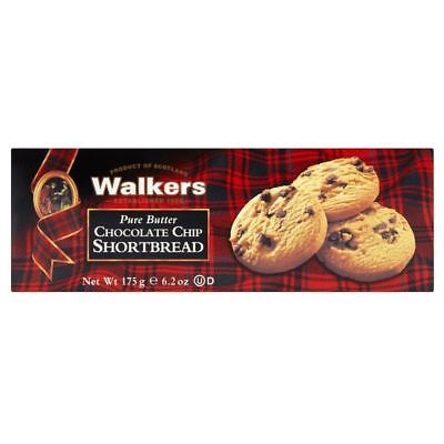 Walkers Chocolate Chip Shortbread (175g)