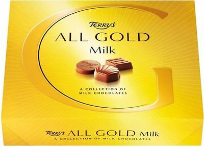 Terry's All Gold Milk Chocolates (380g)