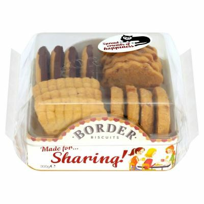 Border Biscuits Sharing Pack (300g)