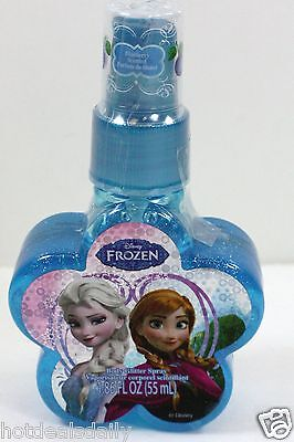 Disney Frozen Body Glitter Spray Anna Elsa Home School Dress Up Princess