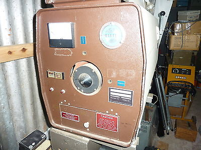 Movie  Projector. Phillips  35  Mm Movie  Projector