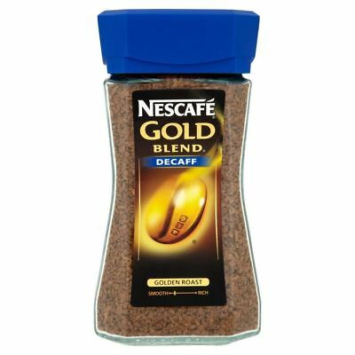 Nescafe Gold Blend Decaffeinated (200g)