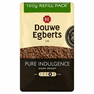 Douwe Egberts Pure Indulgence Dark Roast Coffee (150g)