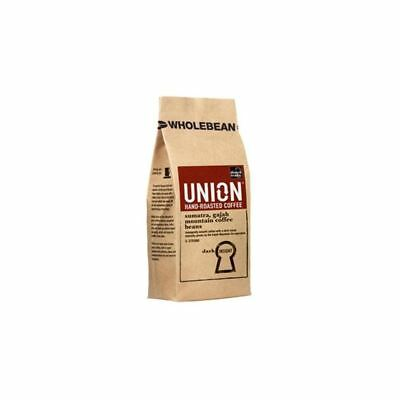 Union Hand Roasted Organic Sumatra Takengon Beans (227g)