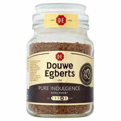 Douwe Egberts Pure Indulgence Dark Roast Coffee (95g)