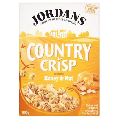 Jordans Country Crisp Honey & Nut (500g)