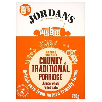 Jordans Porridge Oats Traditional (750g)