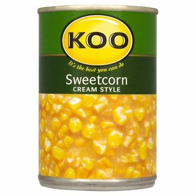 Koo Sweetcorn Cream Style (415g)
