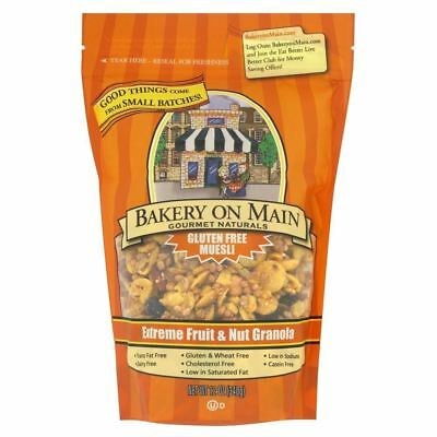 Bakery on Main Extreme Fruit & Nut Gluten Free Granola (340g)