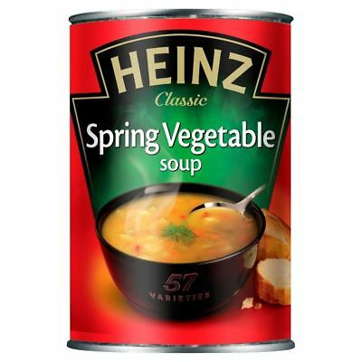 Heinz Classic Spring Vegetable Soup (400g)