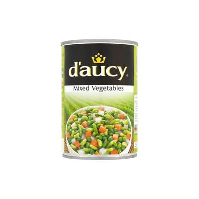 D'aucy Mixed Vegetables (400g)