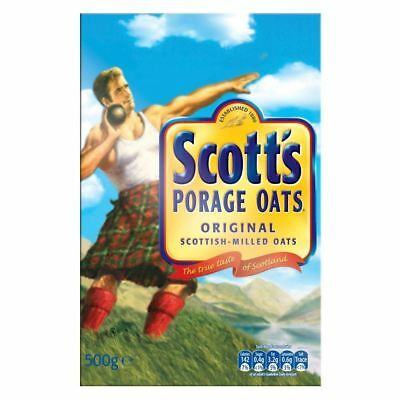 Scott's Porage Oats Original (500g)