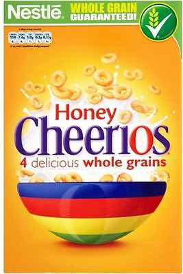 Nestle Honey Cheerios (375g)