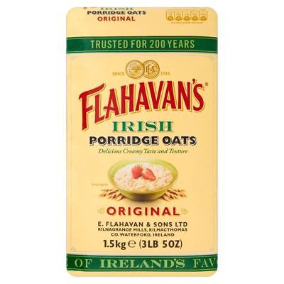 Flahavan's Irish Porridge Oats Original (1.5Kg)