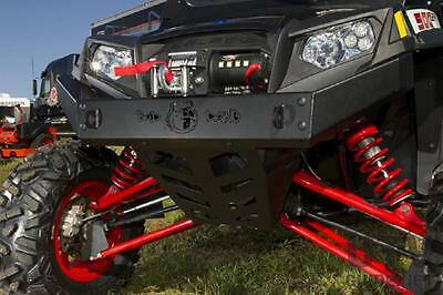 Bad Dawg Polaris RZR XP900 2012-2014 Front Bumper with Winch Mount & Clevis Hook