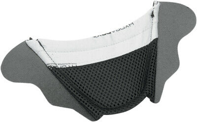 ICON Genuine Replacement Chin Curtain for Variant Helmet (Black)